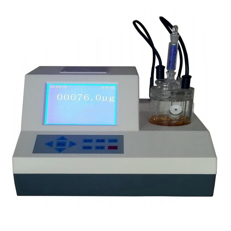BLS-6304 Karl Fisher Oil Water Content Tester